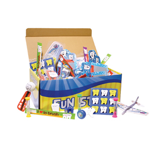 Dental Treasure Toy Chest (150)