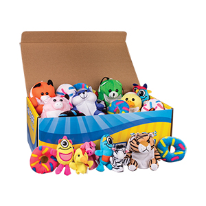 Plush Toy Treasure Chest Mix