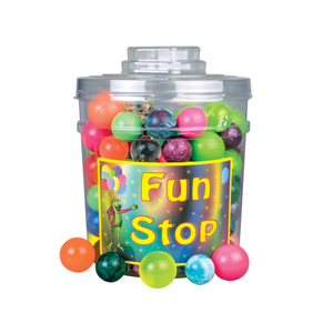 Value Superball Canister Mix (132)