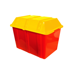 Red & Yellow Mega Plastic Chest